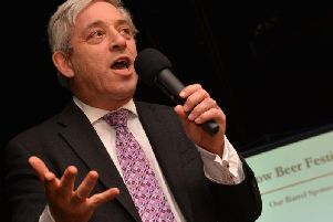 John Bercow will not contest his Buckingham seat at the general election