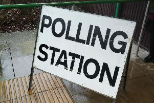 Wendover Community Centre polling station