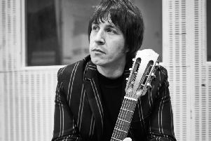 Andy Crofts pictured at Abbey Road (Picture: Mark Wilkinson)