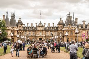 Feast promises to be a real treat at Waddesdon Manor