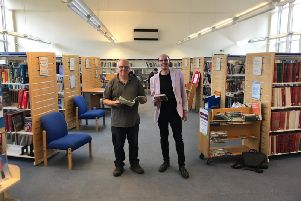 A petition to save the much beloved Aylesbury Study Centre and Reference Library has amassed a mammoth 800 signatures.