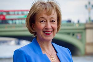 South Northants MP Andrea Leadsom