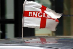Are you planning on showing your patriotic side during the World Cup? Picture: Steve Parsons / PA