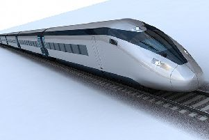 HS2 stock image