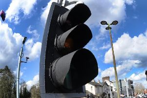 Why do the Gyratory Road traffic lights keep failing?