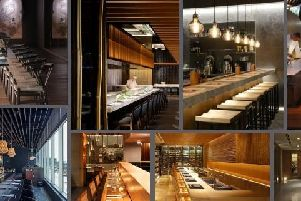 Some concept images of how the new restaurant could look