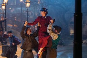 Emily Blunt as Mary Poppins