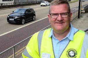 Bucks County Council's deputy leader and cabinet member for transport Mark Shaw