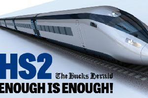 HS2 - join our campaign to say ENOUGH IS ENOUGH!
