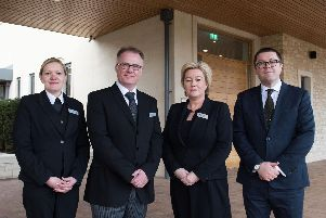 The Watermead Crematorium team