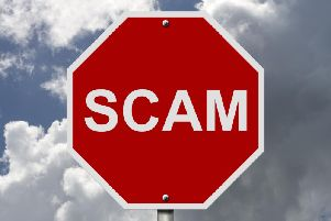 Scammers pretending to be the Council are targeting Aylesbury Vale Residents