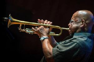 Eddie Henderson and his Jazz quartet will be gracing St Mary's Church, Thursday May 9 - and there's still tickets available for to see this jazz legend.