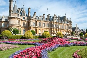 Looks like a fantastic summer schedule for Waddesdon Manor!