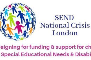 Disgruntled parents are fed up with a 'broken system' and are organising a UK-wide march to protest Government's failings of Special Educational Needs children.