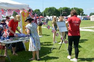 Could you support the troops at Buckinghamshire and MK Armed forces day?