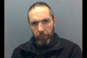 Shayne Baldwin has been hit with a CBO following incidents of anti-social behaviour while shoplifting in Aylesbury