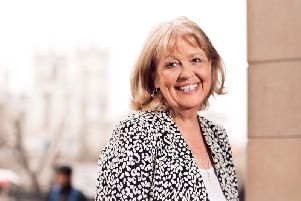 """Bucks MP Dame Cheryl Gillan:  """"We must protect our wildlife from netting"""""""