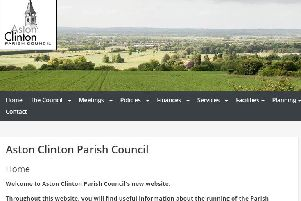 Planning at the heart of new Aston Clinton Parish Council website