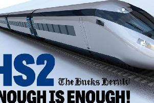This newspaper is leading the HS2: Enough Is Enough campaign