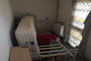 Photo of a storage area at 15 Chalgrove Walk being rented out as a bedroom
