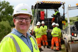 Councillor Mark Shaw wants Buckinghamshire to have strong links with the community