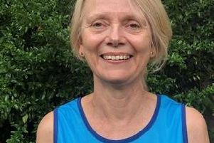 Sandra Monger is preparing to take part in the Great North Run for the 14th time this year