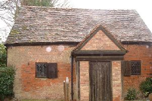 Keach's Meeting House, Winslow - one of the buildings open as part of the heritage open days