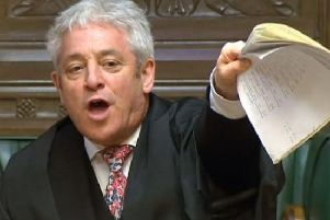 Buckinghamshire Conservatives will break convention and challenge Bercow's seat