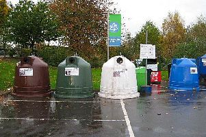 Aylesbury Vale residents encouraged to 'take recycling into their own hands'