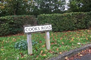 Residents have been caught by surprise because of how close the HS2 enabling works will take place next to Cooks Road