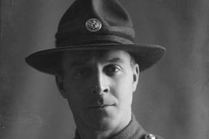 James Crichton VC.