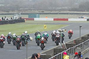 The Sunflower Trophy Race meeting takes place this Friday and Saturday.