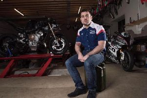 Ballymoney's Michael Dunlop will ride for the Tyco BMW team for a second season in 2019.