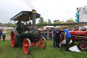 Steam Rally at Shane's Castle
