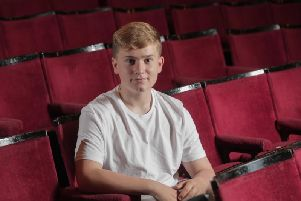Local student Robbie McMinn is set for a memorable summer, having been chosen to play a lead role in the Grand Opera Houses Summer Youth Production, Bugsy Malone