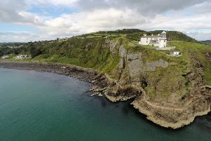 Work is underway to restore and protect Blackhead Path.