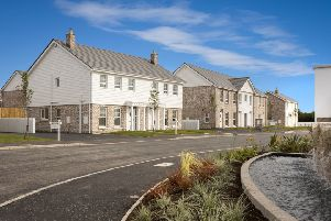 one of Northern Ireland's newest village'developments, Rivenwood by Fraser Houses