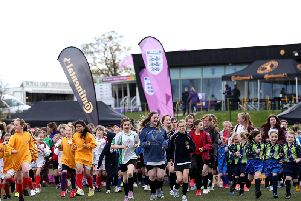 Sussex to hold FA Girls' Festival of Football