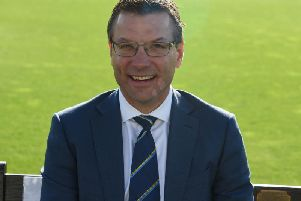 Sussex chief executive Rob Andrew. Picture by Phil Westlake (PW Sporting Photography)