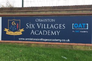 Ormiston Six Villages Academy in Westergate SUS-151126-121656001