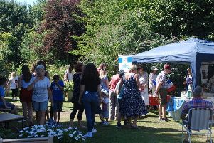 Mazegarden welcomes visitors for open day