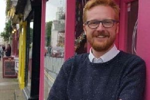 Lloyd Russell-Moyle, the Labour MP for Brighton Kemptown