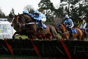 There are 60 runners set to go at Fontwell on Boxing Day / Picture by Clive Bennett