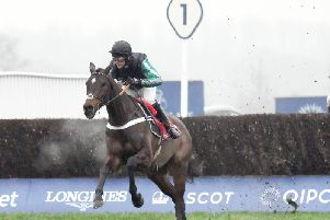 Altior romps to victory / Picture by Malcolm Wells