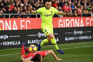 Ivan Rakitic (Photo by David Ramos/Getty Images)
