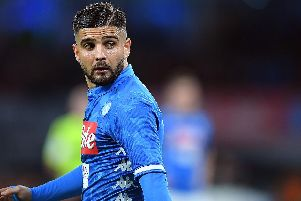 Lorenzo Insigne (Photo by Francesco Pecoraro/Getty Images)
