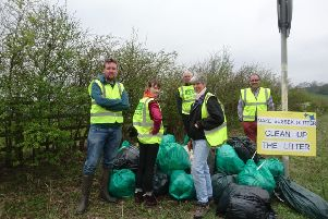 A27 Clean up campaign group