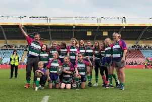 Bognor Flamingos at the Stoop