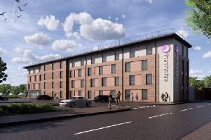 Premier Inn plan. Application document 19_00619_FUL