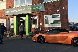 The new gym is based on Shripney Road, Bognor Regis